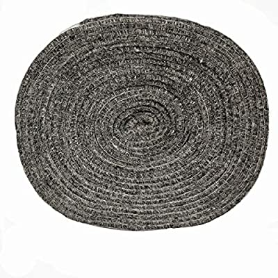 kamado factory Big Green Egg High Heat Grill Gasket Replacement Fit for Mini Minimax Small Midium Large XLarge BGE Pre-shrunk BBQ Smoker Accessories Self Stick by Wanray