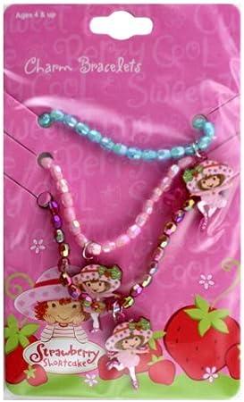 10 Pack Bracelets Party Favors Strawberry Shortcake Birthday Loot Bag Filler