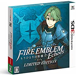 "Fire Emblem Echoes: Shadows of Valentia LIMITED EDITION [Early Purchase Special Edition] ""TCG Fire Emblem 0 (Cipher)"" With 1x Limited Card [Amazon.co.jp Exclusive] Original Microfiber Pouch included"