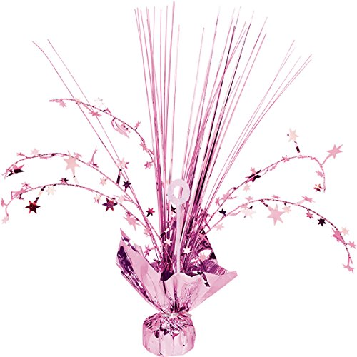 Amscan International Light Pink Spray Centrepiece (6 Pack)]()