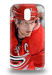 Galaxy Protective 3D PC Case High Quality For Galaxy S4 NHL Carolina Hurricanes Eric Staal #12 Skin 3D PC Case Cover ( Custom Picture iPhone 6, iPhone 6 PLUS, iPhone 5, iPhone 5S, iPhone 5C, iPhone 4, iPhone 4S,Galaxy S6,Galaxy S5,Galaxy S4,Galaxy S3,Note 3,iPad Mini-Mini 2,iPad Air )