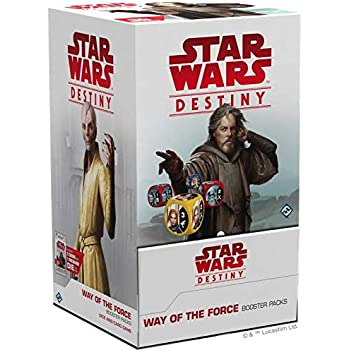 Verzamelingen The Force is With Me x2 Promo Star Wars Destiny Card Game Overig