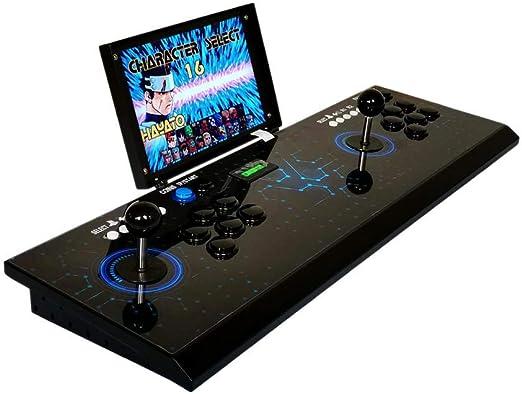 Xuanyang Arcade Juego 3D, 2297 2 en 1 Consola de Videojuegos de 10 ...