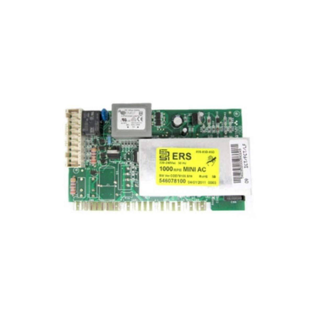 Modulo electronico Lavado Lavadora New Pol XF71007EL 546078100 ...