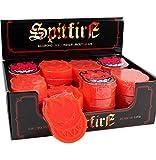 Spitfire Wheels Embers Mini Red Skate Wax Case of 24