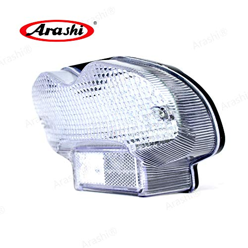 Arashi Taillight for SUZUKI GSF BANDIT 600 2000-2005 / BANDIT 1200 2001-2005 Turn Signal Brake Tail light Integrated Motorcycle Accessories GSF600 GSF1200 Clear Lens 2002 2003 2004