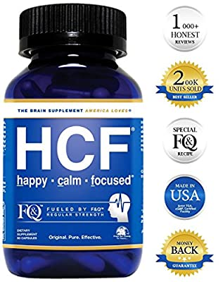 Brain Supplement for Memory, Focus, Attention, Mood. Increase Energy, Concentration, Clarity, Alertness. Improve Learning Abilities, Sleep Quality. Neuro Booster with Amino-Acids, Vitamins