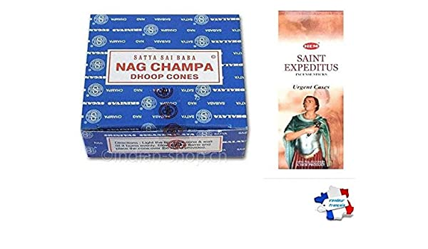 WLM Incienso Hem Saint Expedidit + Incienso Satya Nag Champa en ...