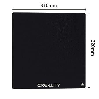 Placa de construcción de cristal oficial de Creality para la ...