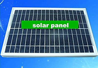GOWE 50w polycrystalline silicon solar panels /pv solar cells/18v/36v available