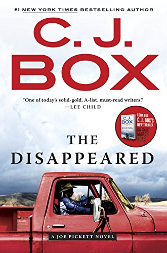 - The Disappeared (A Joe Pickett Novel Book 18)