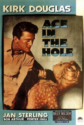 Ace in the Hole POSTER Movie (27 x 40 Inches - 69cm x 102cm) (1951) (Style B)