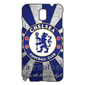 Fashion Design FC Everton FC Team Logo Phone Case Cover For Samsung Galaxy Note 3 3D Plastic Phone Case