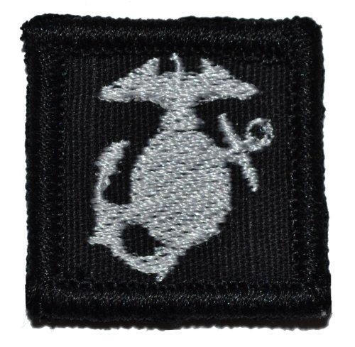 1 Black Marine Corps Globe - 3