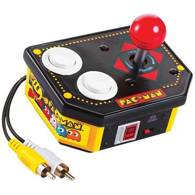 (Pac Man Plug and Play TV Video Game)