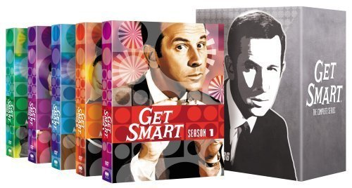 Get Smart - The Complete Series Gift Set (2008) B01GUPB98A