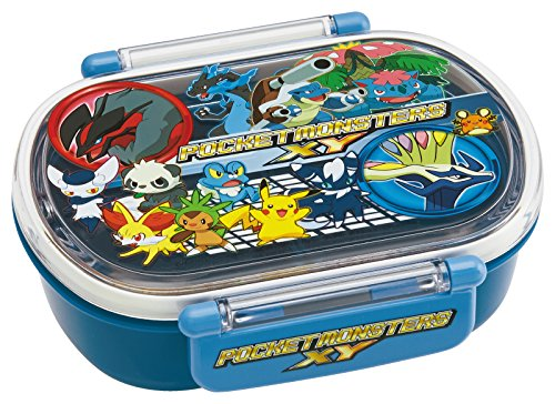 Pokémon - Light Bento Lunch Box 360ml QA2BA