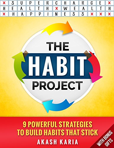 Habit Project Supercharge Productivity Happiness ebook
