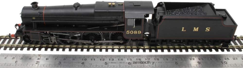 Multicolore Hornby R3616 LMS 4-6-0 Classe 5 5089 Loco-Steam