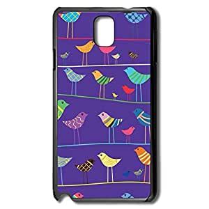Samsung Note 3 Cases Bird Design Hard Back Cover Shell Desgined By RRG2G