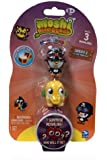 Moshi Monsters Moshlings Series 2 Mini Figure 3Pack Includes 1 Virtual Prize Code!