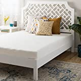 Orthosleep Product Double Layered 8-Inch Full XL-size Memory Foam Mattress