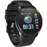 Amazon.com: Fitness Tracker Smart Watch for Women Men iOS ...