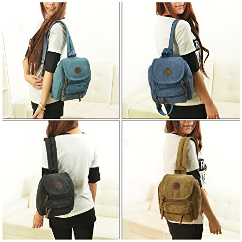 Sac usage Double Greeniris Femmes Greeniris Double wYBaqx