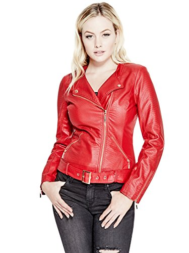G by GUESS Women's Evelyn Moto Jacket