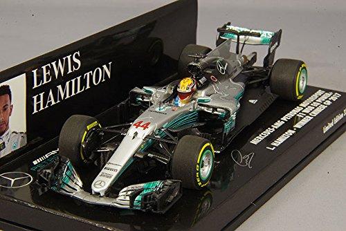 Mercedes-AMG F1 W08 EQ Power No.44 Winner Chinese Chinese Winner GP Formula 1 2017 (Lewis Hamilton) c14d43