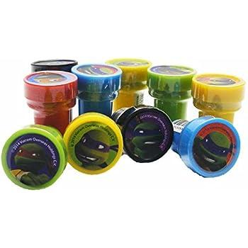 Ninja Turtles Stampers Party Favors (20 Stampers)