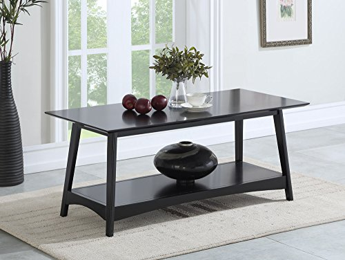 Convenience Concepts 501182BL Alpine Coffee Table, -