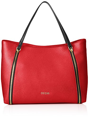 Guess Angie, Borsa a Mano Donna Rosso