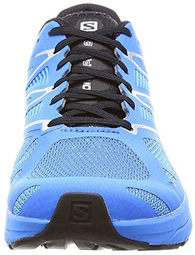 3 Metalli 43 indigo De black Sonic Pro 572 Eu Bleu Homme silver Bunting Salomon Randonnée Basses Rose 2 Chaussures wqvO1OTf