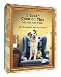 img - for I Could Chew on This: 16 Notecards and Envelopes book / textbook / text book