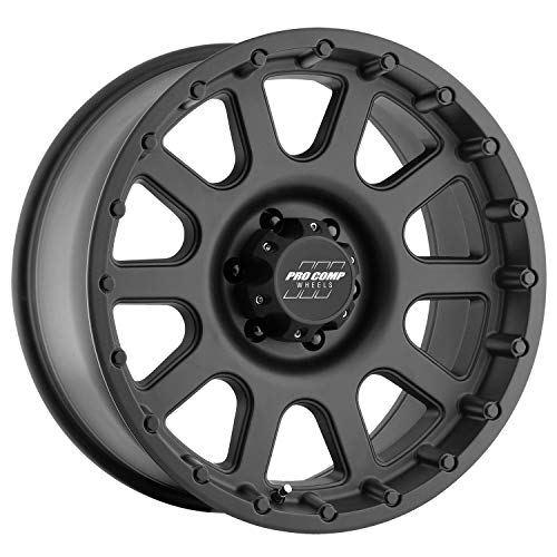 PRO COMP Series 32 Bandido Matte Black (17x9 / 6x5.5 / -6mm) ()