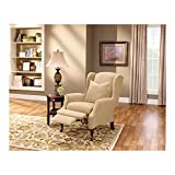 Sure Fit Stretch Pique - Wing Chair Slipcover - Best Reviews Guide