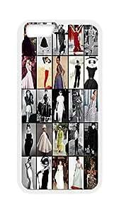 "Creative Audrey Hepburn Case for Iphone6 Plus 5.5"",Audrey Hepburn phone Case for Iphone6 Plus 5.5""."