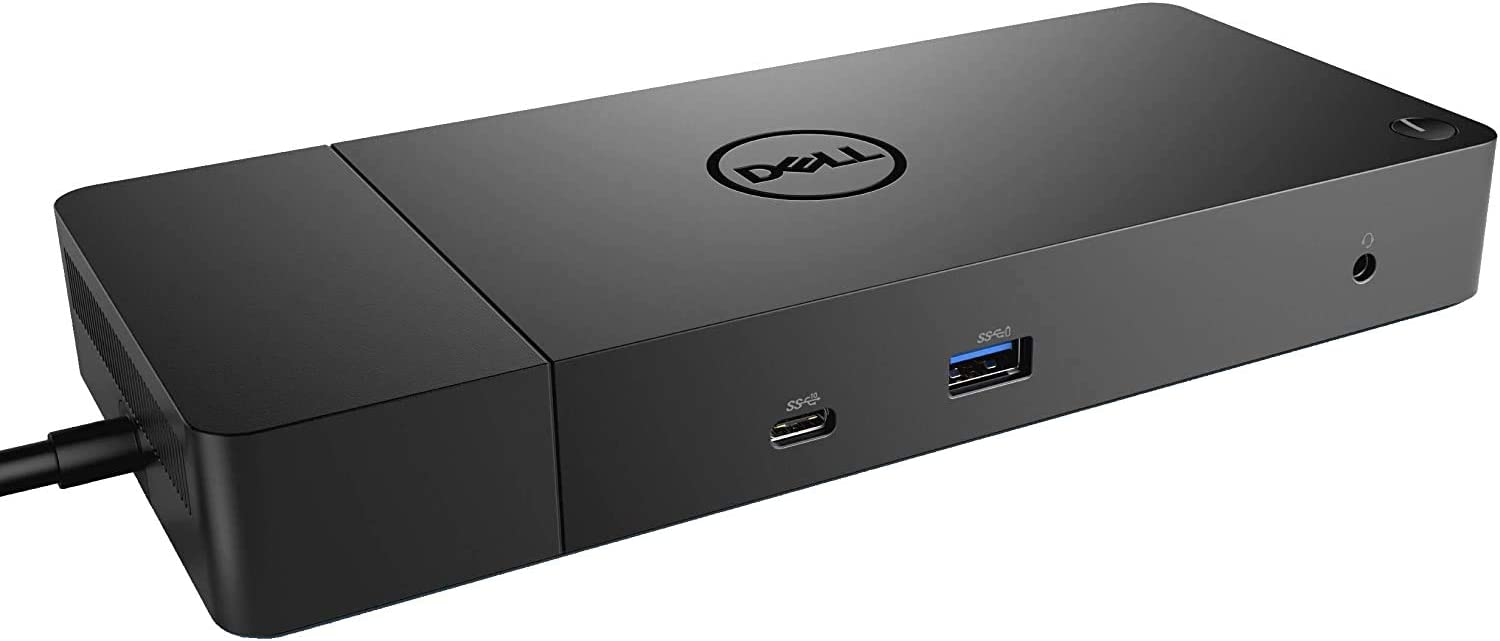 Dell WD19 180W Docking Station (130W Power Delivery) USB-C, HDMI, Dual DisplayPort, Black (KXFHC 0KXFHC 210-ARIQ)