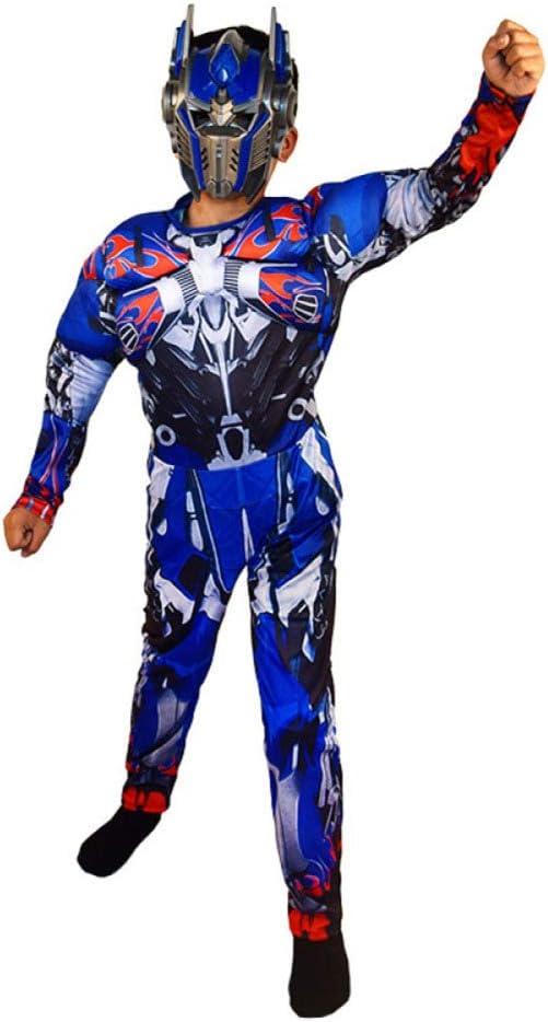 XINFUKL Cosplay Disfraces De Halloween Transformers Ropa Optimus ...