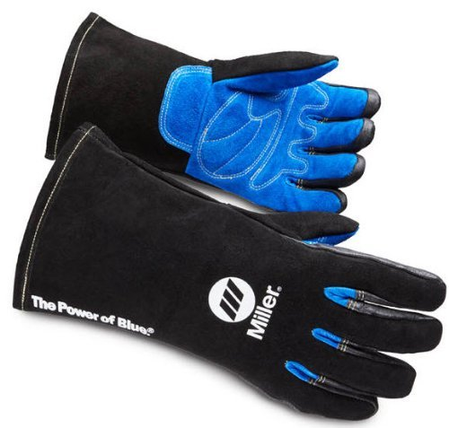 Why Should You Buy Miller 263343 Arc Armor MIG/Stick Welding Glove, Large Model: by Miller Electric