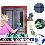 TianranRT HGKJ-3-50ml Plastic Parts Retreading Agent Interior Leather Maintenance Cleaner Magic Wipe 50ML-20ML Multi Functional Refurbisher Agent Clean Detergent