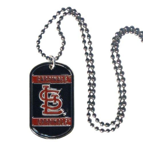 MLB St. Louis Cardinals Neck Tag - Louis Tag Cardinals Dog