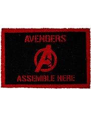 Marvel Avengers - Assemble Here Outdoor Doormat