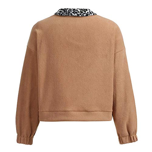 Sudadera Felpe Fluffy xxl Warm Donna Up 5 Outwear Plus Winter Size Pullover Felpa Moletom Zip Casual Zjswcp Mujer Feminino qxa7CBS