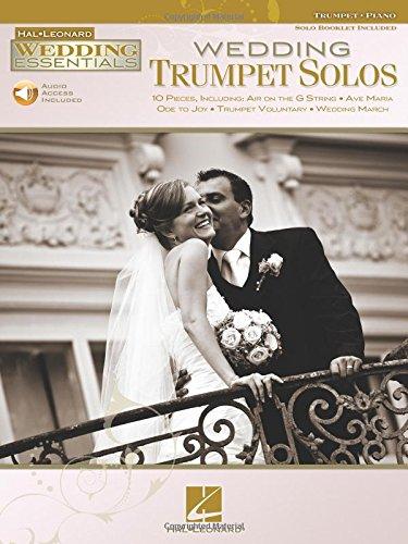Wedding Trumpet Solos: Wedding Essentials Series (Hal Leonard Wedding Essentials)