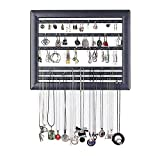 Kashay - (Black) Jewelry Outside The Box - Hanging Organizer Display Frame