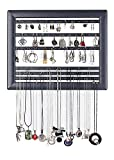 Kashay Black Jewelry Outside The Box - Contemporary Hanging Organizer Display Frame