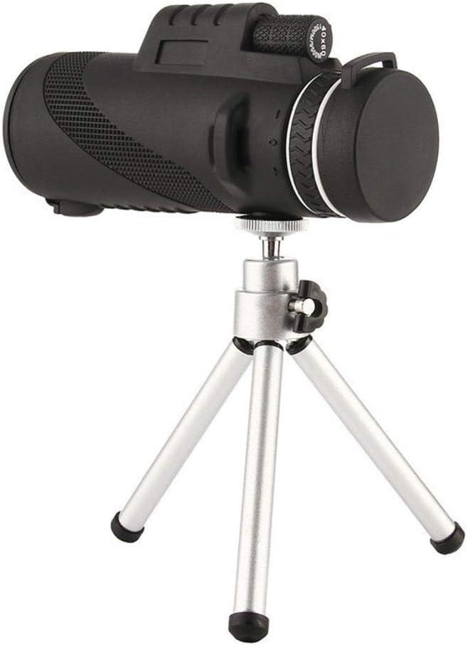 Gulakey Telescope Smartphone Universal 8 Times Mobile Telescope Telescope Highpower Hd Photo Single Tube Glasses Set Outdoor Telescope Telescope,