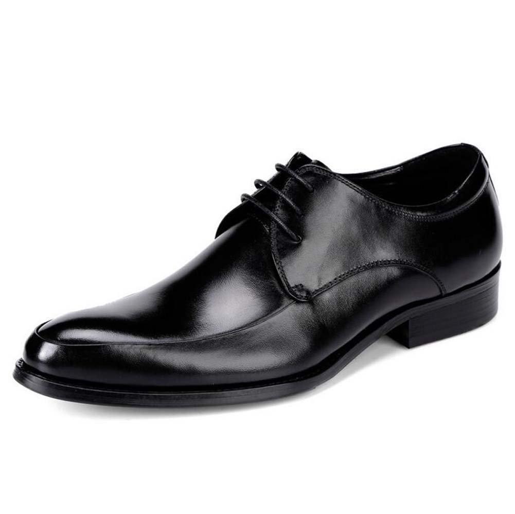 GLSHI Herren Love Schuhes Spring Dress Schuhe Große Größe Schuhe Pumps